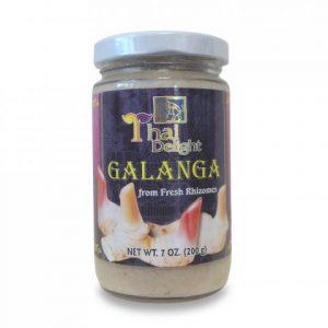 Pâte de galanga - Thai Delight Image