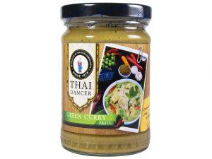 Pâtes de curry vert 227g - Thai Dancer Image