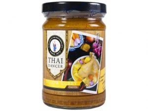 Pâtes de curry jaune 227g - Thai Dancer Image