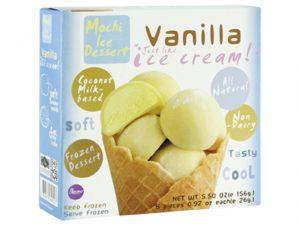 Mochis glacés à la vanille - Buono Image