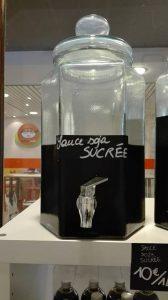 Sauce soja salée en vrac - Yamasa Image