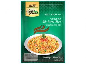 Pâte épicée pour riz cantonnais - Asian Gourmet Image