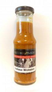 Sauce wok indienne - Kitchen Party Image