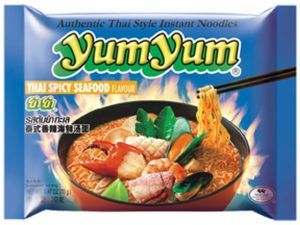 Nouilles instantanées aux fruits de mer - Yum Yum Image
