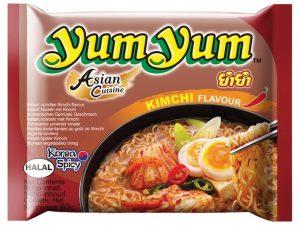 Nouilles instantanées au kimchi - Yum Yum Image