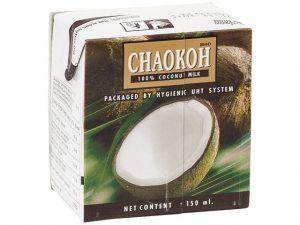 Lait de coco 150 ml - Chaokoh Image
