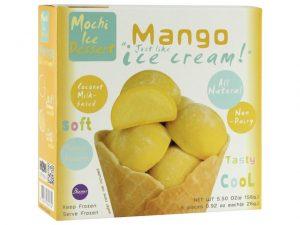 Mochis glacés à la mangue - Buono Image
