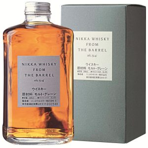 Whisky from the Barrel - Nikka Image