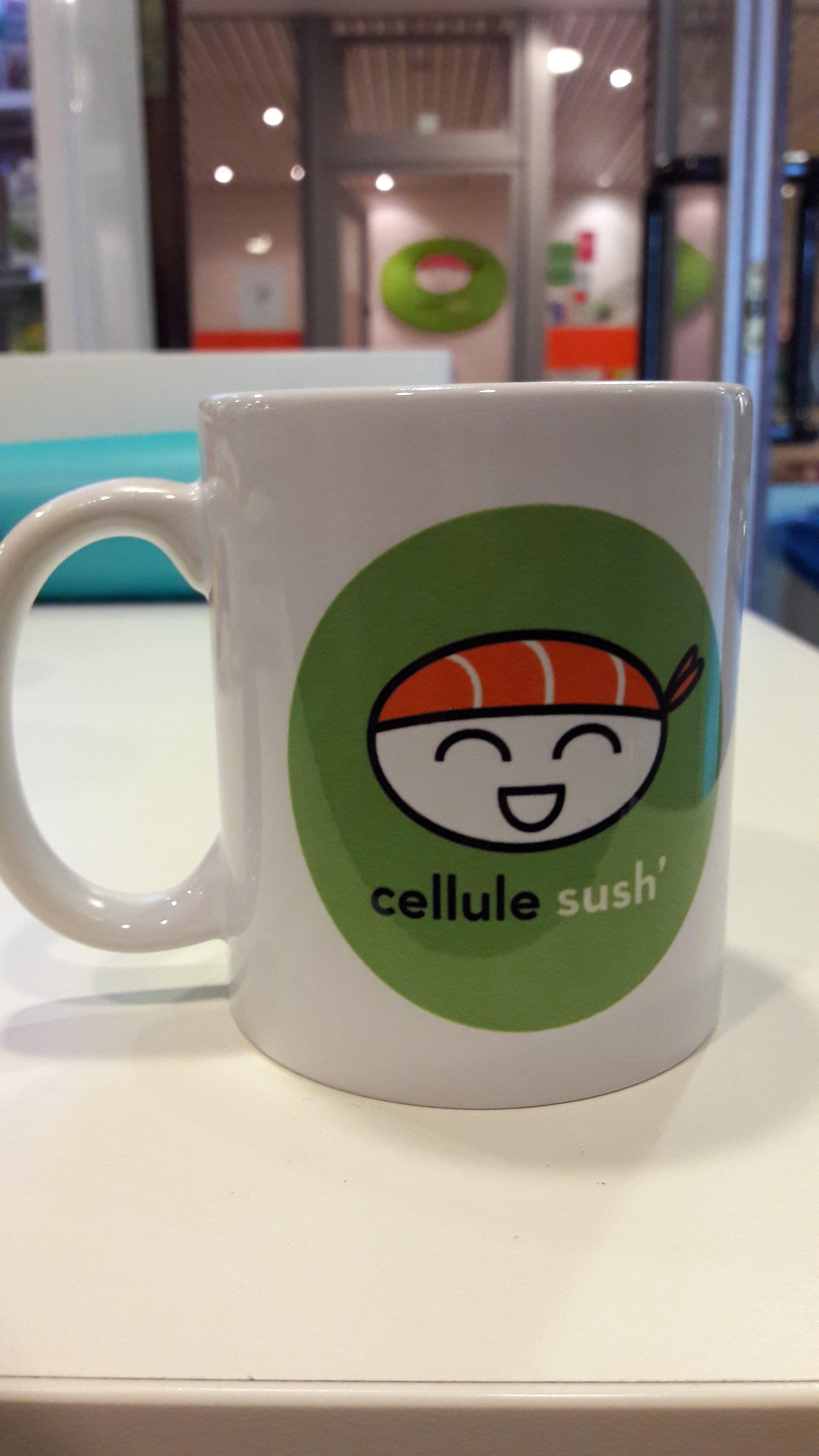 Mug Cellule Sush Image