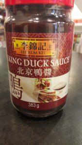 Sauce pour canard laqué Image