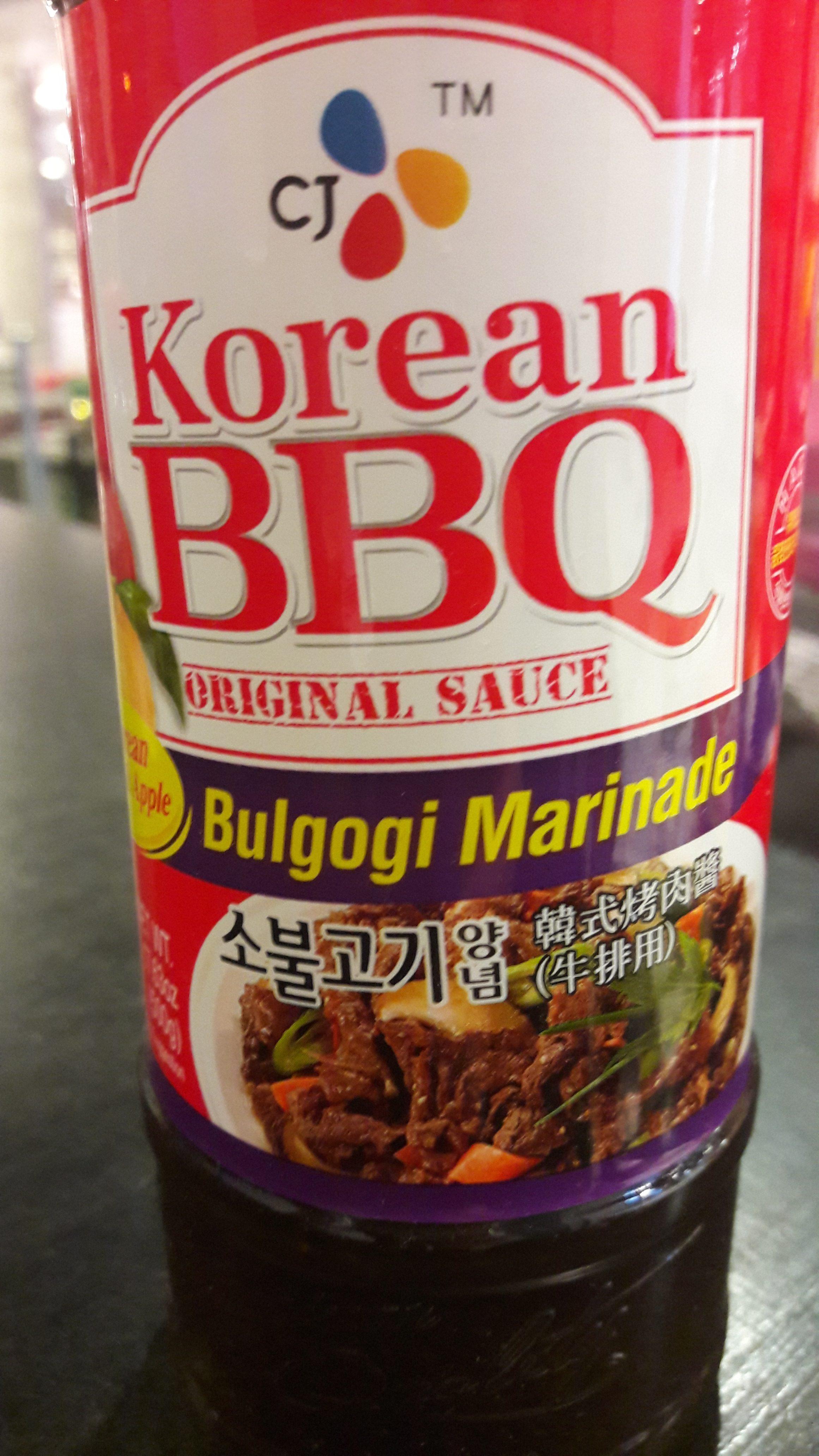Sauce Bulgogi Image