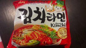 Ramen Kimchi Image