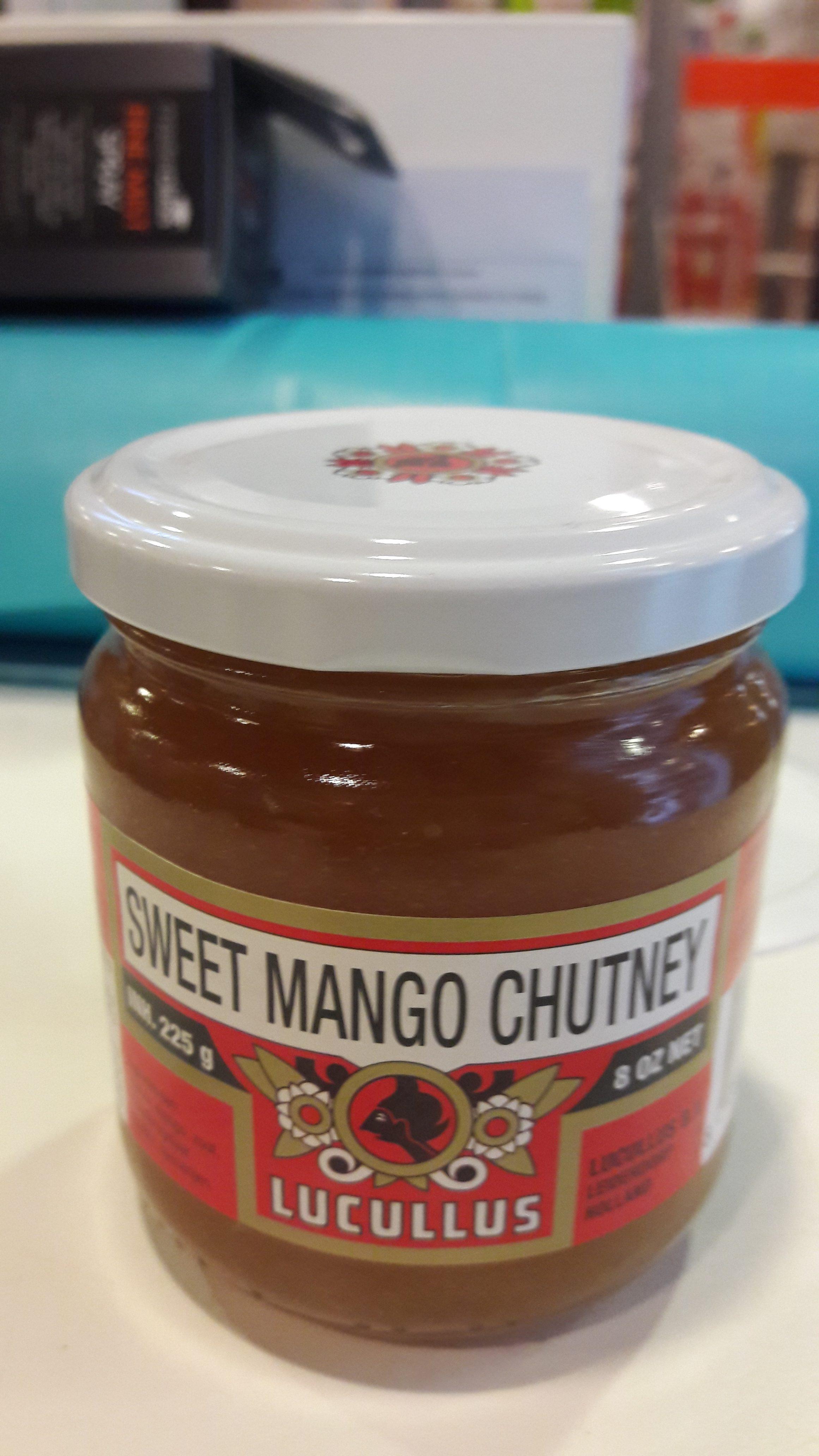 Chutney de mangue Image