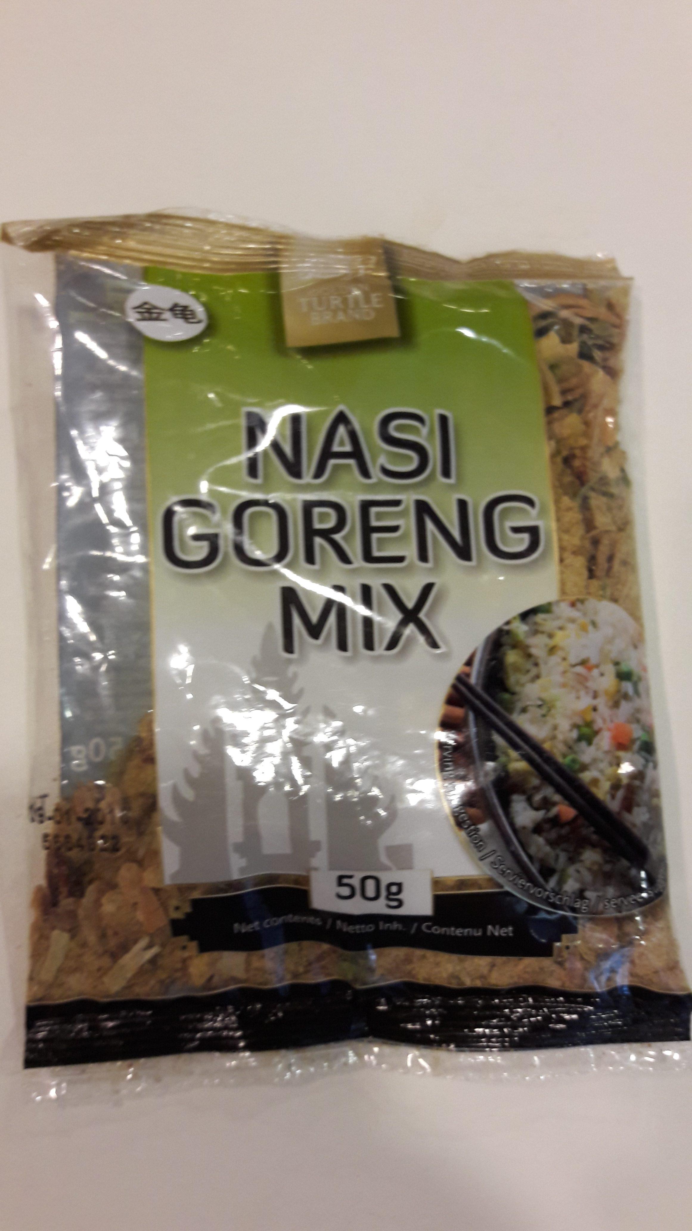 Nasi Goreng Mix Image