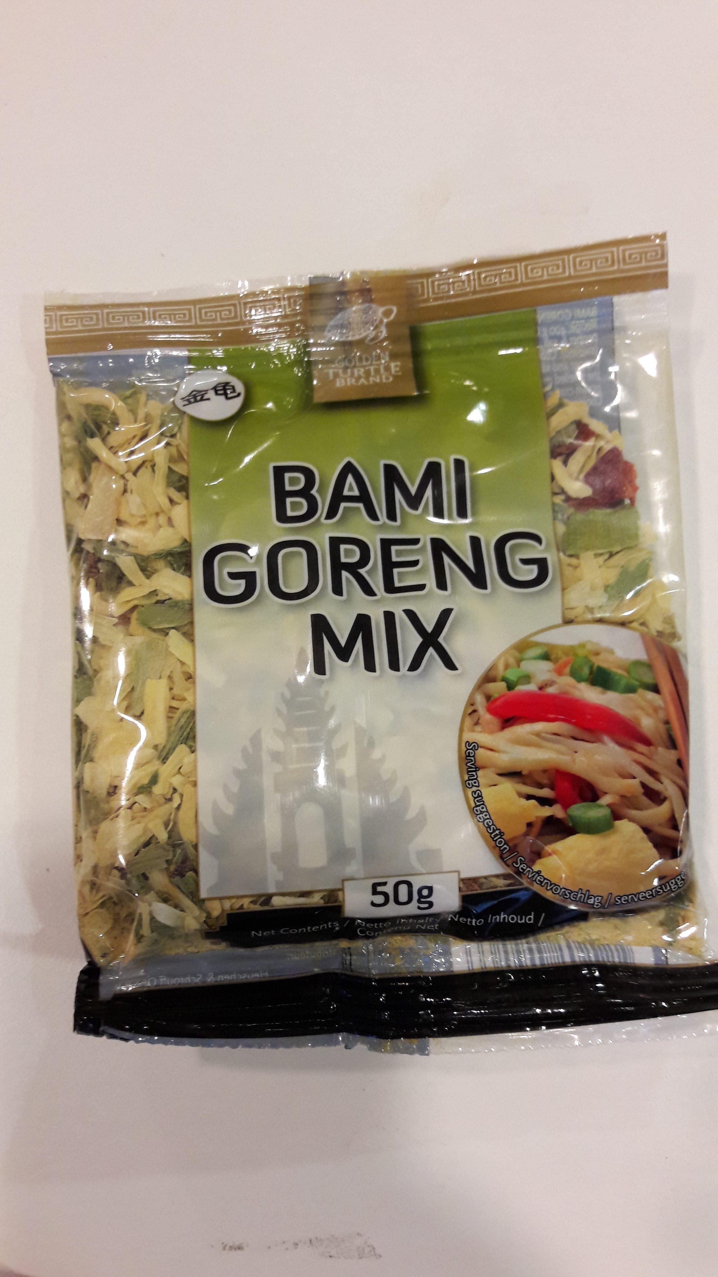 Bami Goreng Mix Image