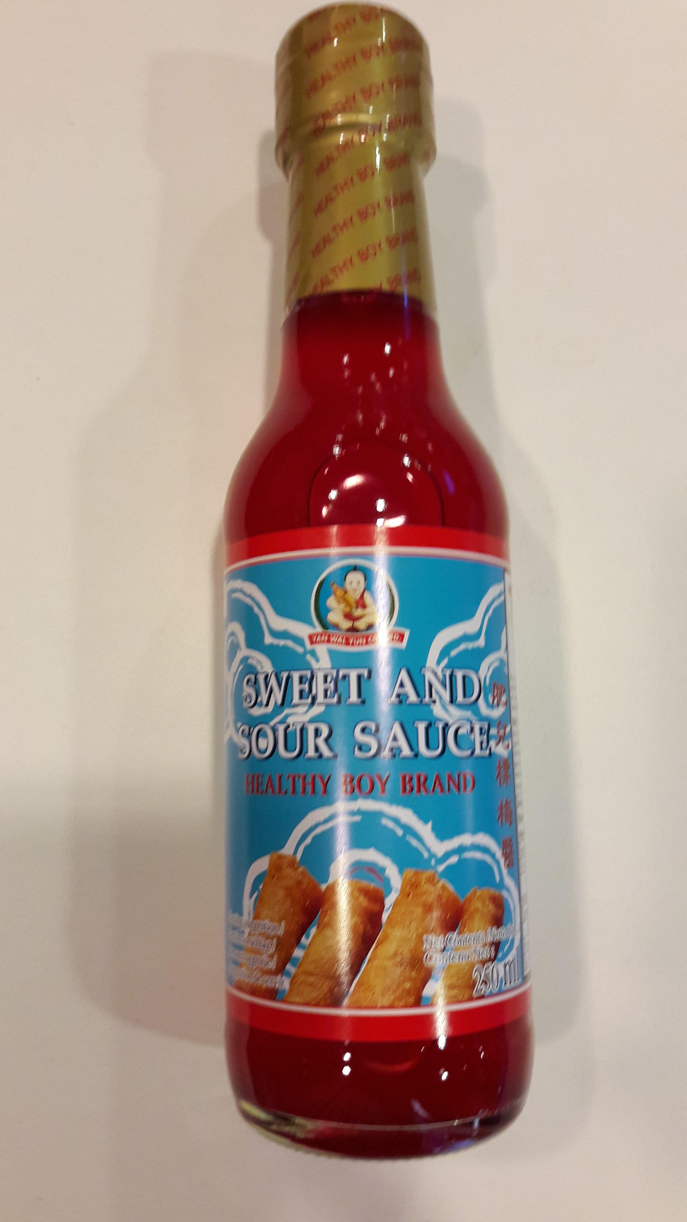 Sauce Aigre-doux Image