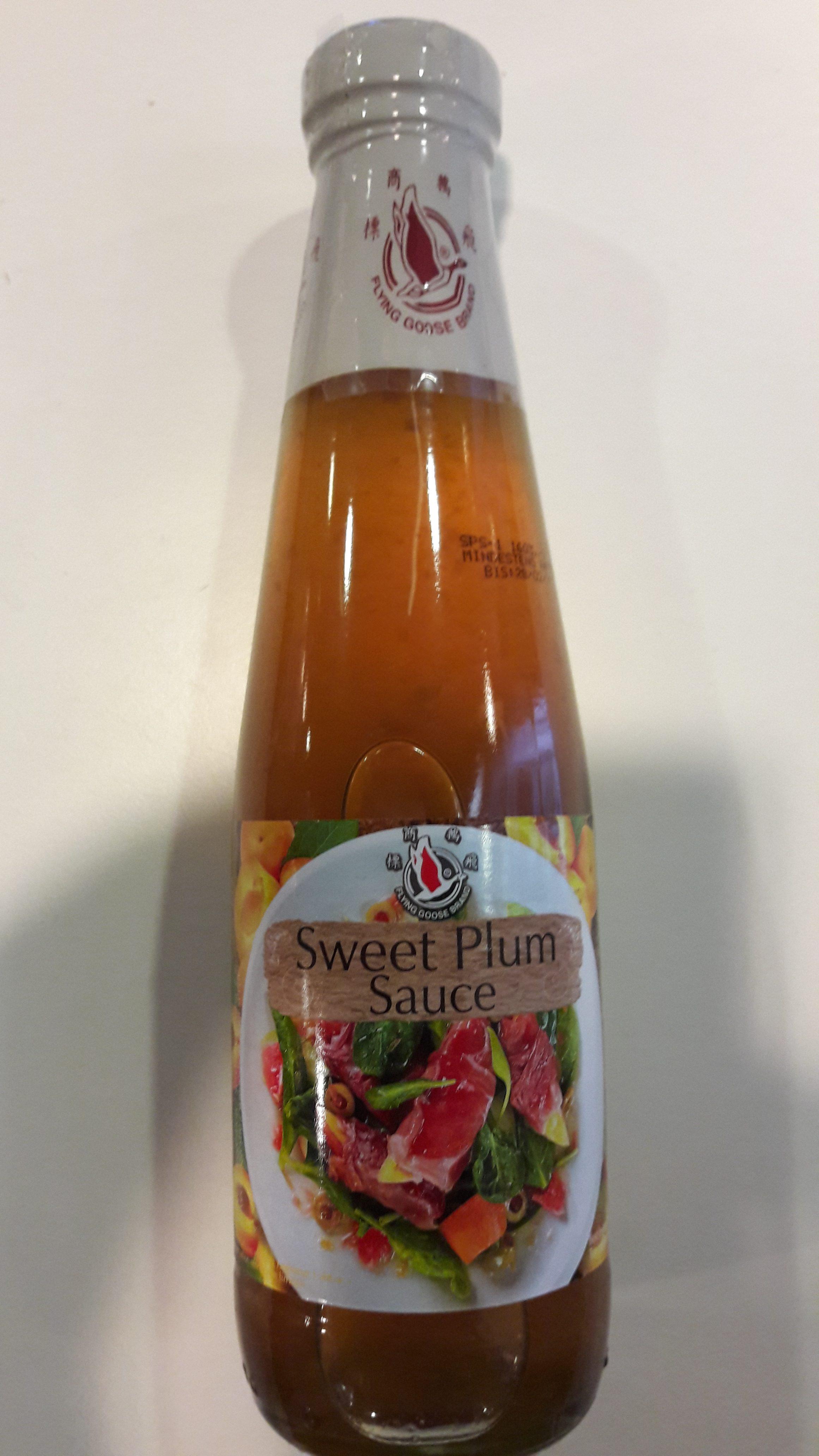 Sweet Plum Sauce Image