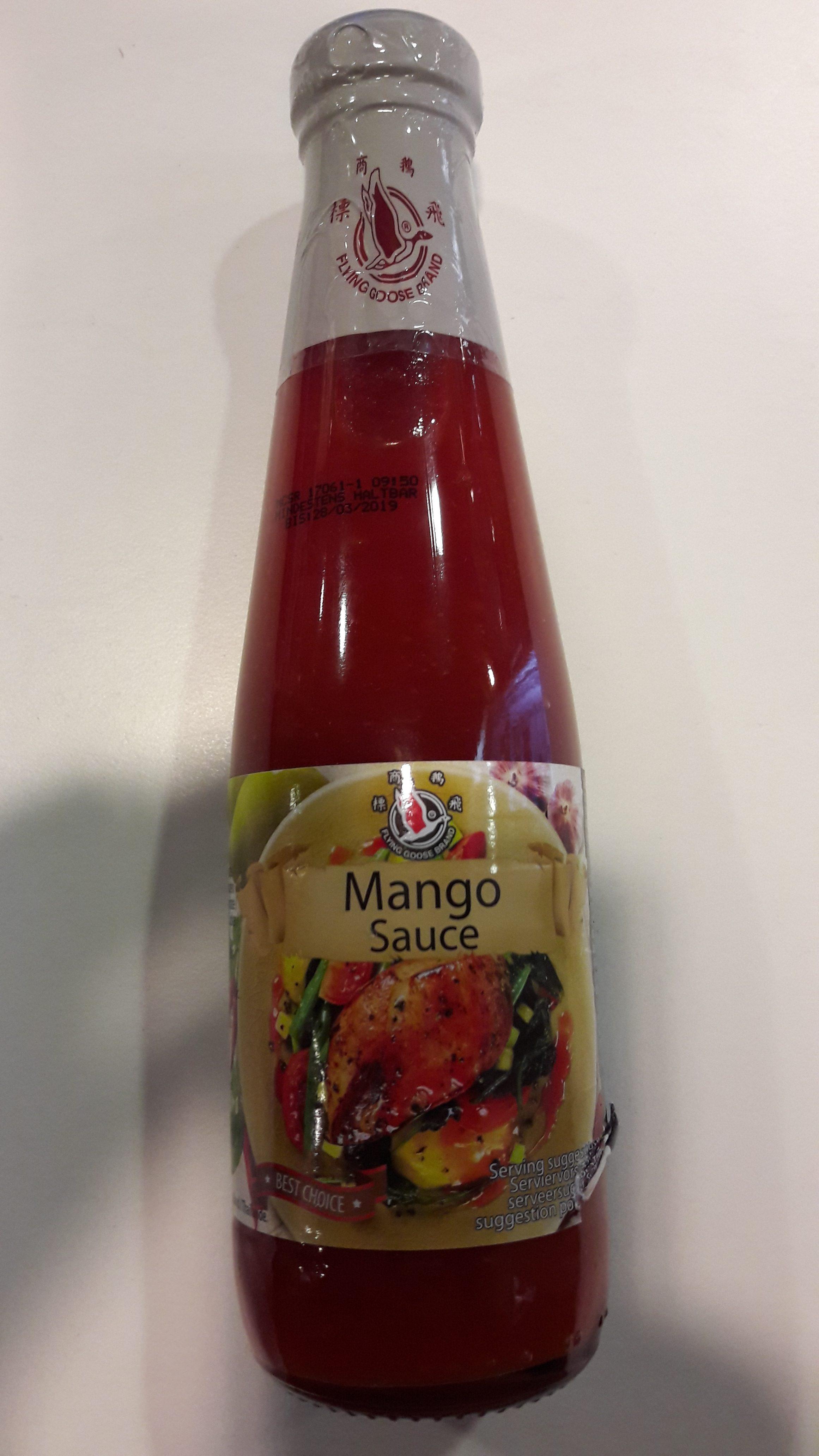 Sauce Mango Image