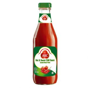 Hot & Sweet chili Sauce - ABC Image