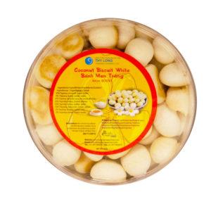 Biscuit à la noix de coco (Ban men trang) Image