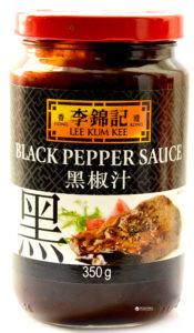 Sauce au poivre noir - Black pepper sauce - Lee Kum Kee Image