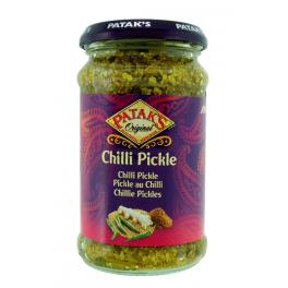 Chili pickles - Pataks Image