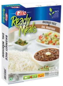 Dal Makhani Basmati rice Image