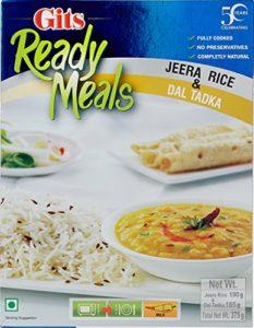 Dal Tadka Jeera rice Image