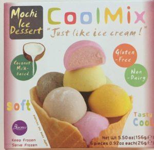 Assortiment de mochi glacés Image