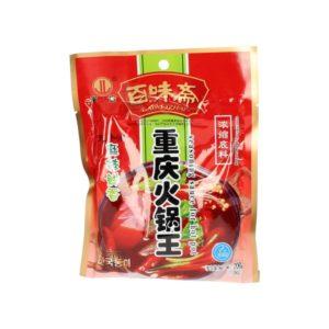 Hot Pot sauce sichuan - BAIWEIZHAI Image