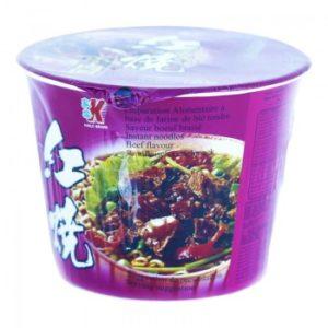 Instant noodles cup - divers goûts Image