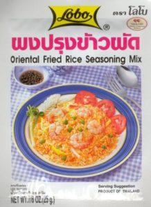 Pâte pour riz frit oriental - LOBO Image