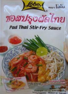 Pâte pour pad thai Image
