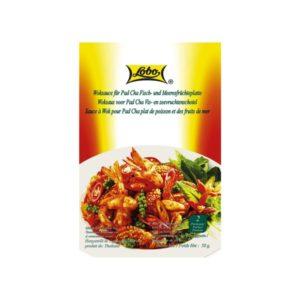 Pâte pad cha (fruits de mer) - LOBO Image