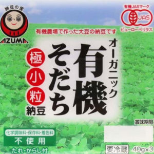 Natto bio Image