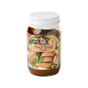 Pâte de canard - Duck soup paste Image