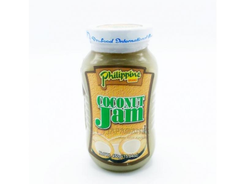 Pâte à tartiner confiture coco Image