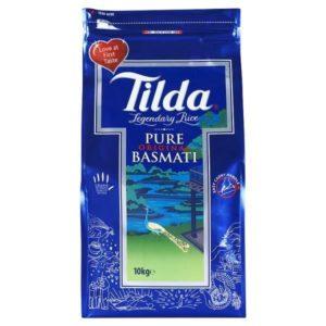 Riz basmati - TILDA - 10kg Image