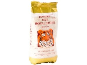 Riz jasmin - Royal Tiger - 1kg Image