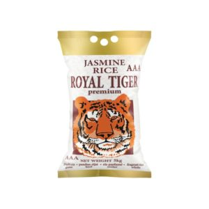 Riz jasmin - Royal Tiger - 5kg Image