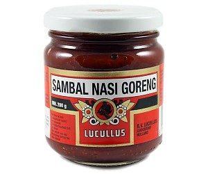 Sambal nasi goreng - Lucullus Image