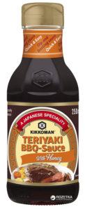 Sauce BBQ teriyaki miel Image