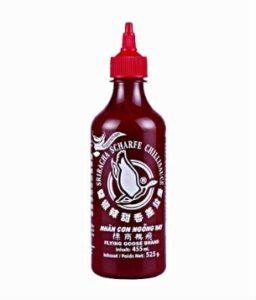 Sauce au piment Sriracha super piquante 455ml Image