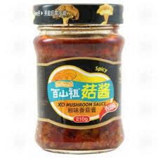 Sauce mushroom XO (spicy) Image