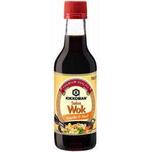 Sauce wok Kikkoman Image