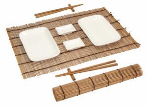 Set sushi brun Image