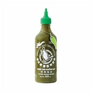 Sriracha piment vert Image