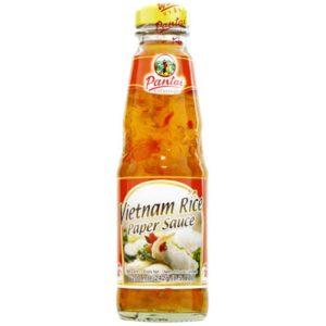 Vietnam rice paper sauce Image