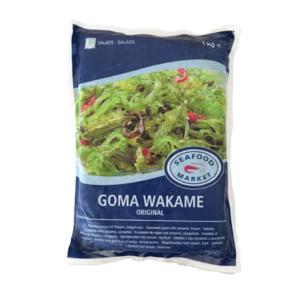 Wakame goma (salade) Image