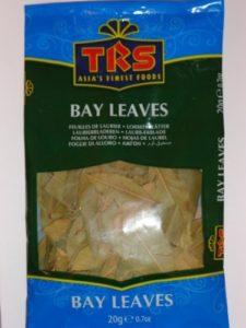Laurier feuilles TRS Image